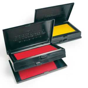 coloris mark II ink pad